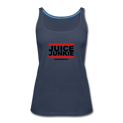 Womens V-Neck (Old school) - Women's Premium Tank Top