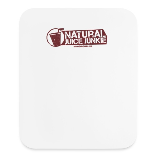 Womens V-Neck - Mouse pad Vertical