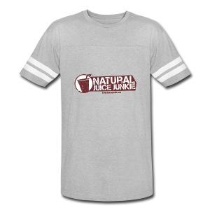 Womens V-Neck - Vintage Sport T-Shirt