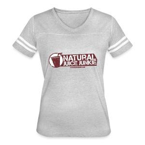 Womens V-Neck - Women's Vintage Sport T-Shirt