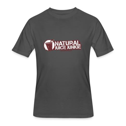 Womens V-Neck - Men's 50/50 T-Shirt