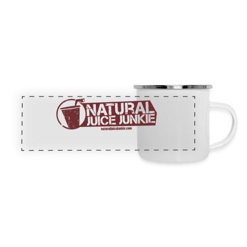 Womens V-Neck - Panoramic Camper Mug