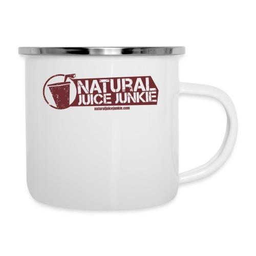 Womens V-Neck - Camper Mug