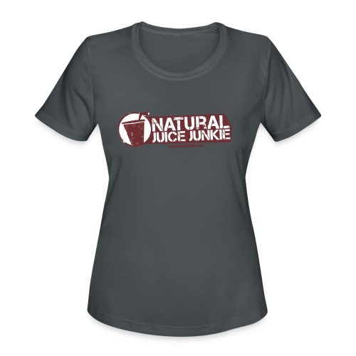 Womens V-Neck - Women's Moisture Wicking Performance T-Shirt
