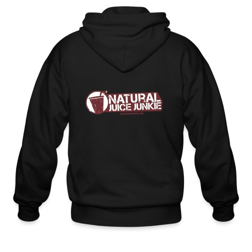 Womens V-Neck - Men's Zip Hoodie