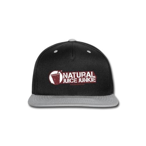 Womens V-Neck - Snap-back Baseball Cap