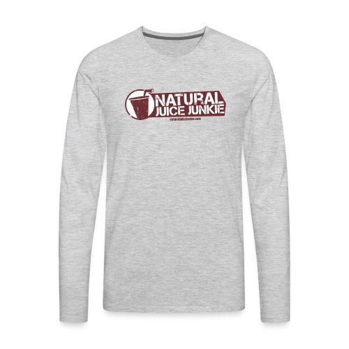 Womens V-Neck - Men's Premium Long Sleeve T-Shirt