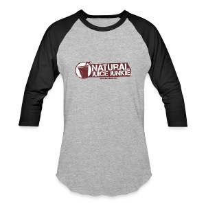 Womens V-Neck - Baseball T-Shirt