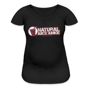 Womens V-Neck - Women's Maternity T-Shirt