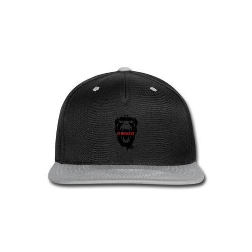 12 Monkeys - Snap-back Baseball Cap