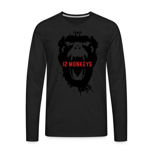 12 Monkeys - Men's Premium Long Sleeve T-Shirt