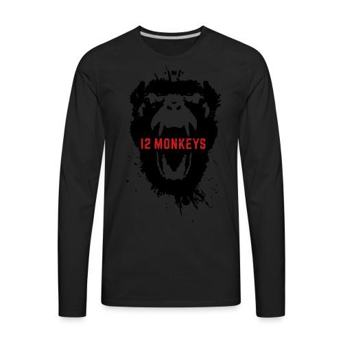 12 Monkeys - Men's Premium Long Sleeve T-Shirt