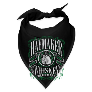 Haymaker 100 proof - Bandana
