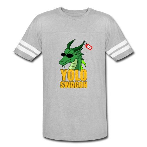 Yolo Swagon (Women's) - Vintage Sport T-Shirt