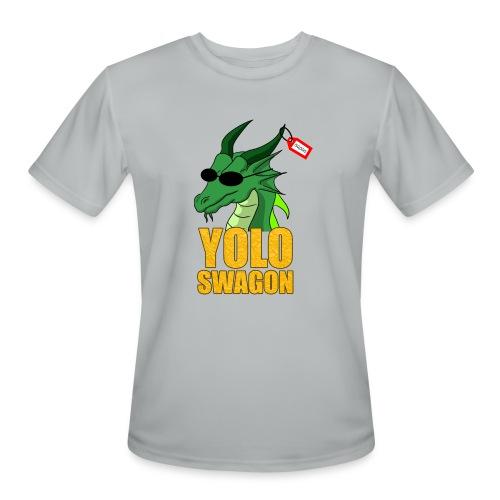 Yolo Swagon (Women's) - Men's Moisture Wicking Performance T-Shirt