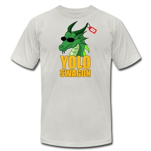 Yolo Swagon (Women's) - Men's  Jersey T-Shirt