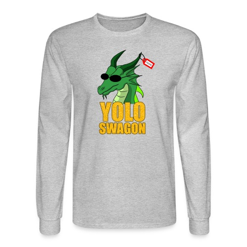 Yolo Swagon (Women's) - Men's Long Sleeve T-Shirt