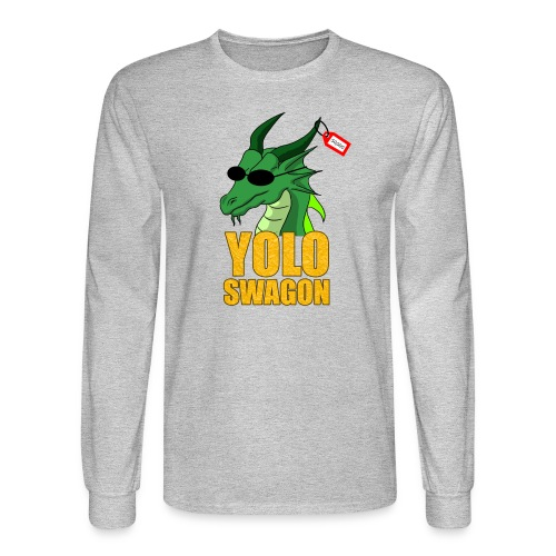 Yolo Swagon (Women's) - Men's Long Sleeve T-Shirt
