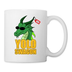 Yolo Swagon (Women's) - Coffee/Tea Mug