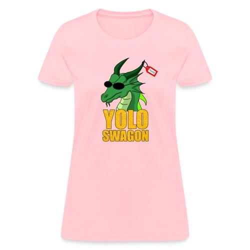 Yolo Swagon (Women's) - Women's T-Shirt