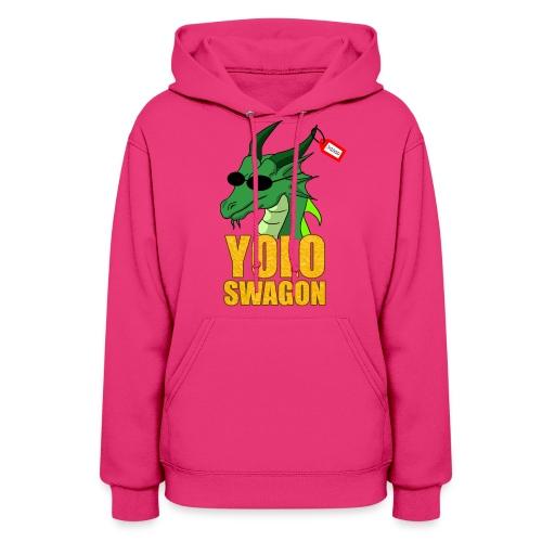 Yolo Swagon (Women's) - Women's Hoodie