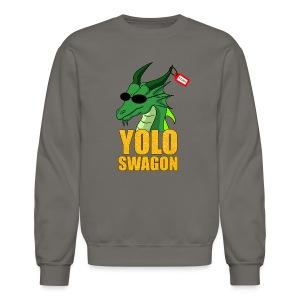Yolo Swagon (Women's) - Crewneck Sweatshirt