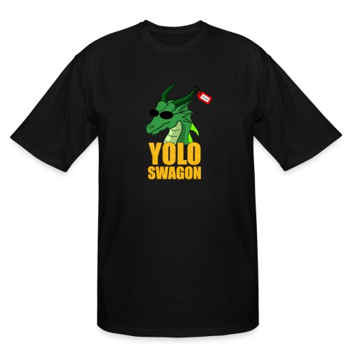 Yolo Swagon (Women's) - Men's Tall T-Shirt