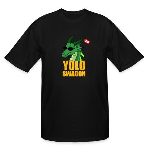 Yolo Swagon (Women's) - Men's Tall T-Shirt