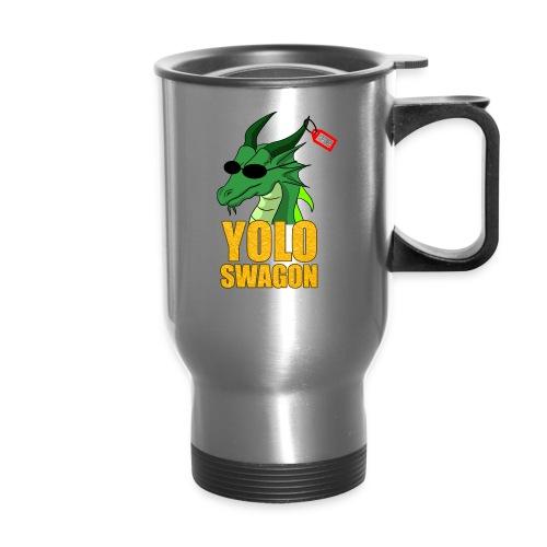 Yolo Swagon (Women's) - Travel Mug