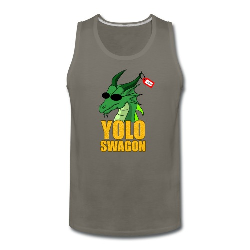 Yolo Swagon (Women's) - Men's Premium Tank