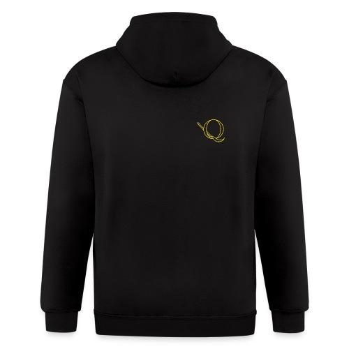 Q (Women's) - Men's Zip Hoodie