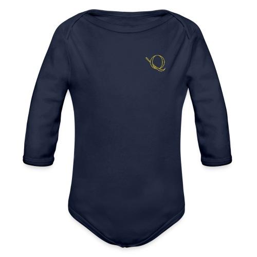 Q (Women's) - Organic Long Sleeve Baby Bodysuit
