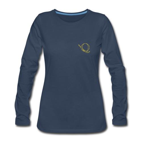 Q (Women's) - Women's Premium Long Sleeve T-Shirt