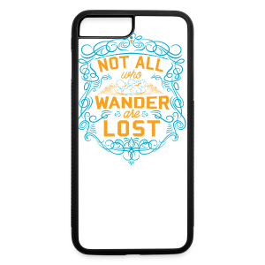 Wanderlust - iPhone 7 Plus/8 Plus Rubber Case