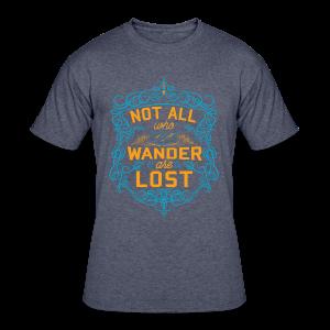 Wanderlust - Men's 50/50 T-Shirt