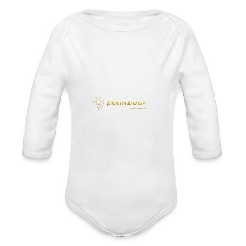 Panoramic Mug - Organic Long Sleeve Baby Bodysuit