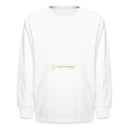 Panoramic Mug - Kids' Long Sleeve T-Shirt