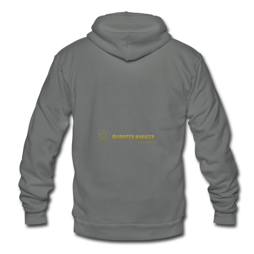 Panoramic Mug - Unisex Fleece Zip Hoodie