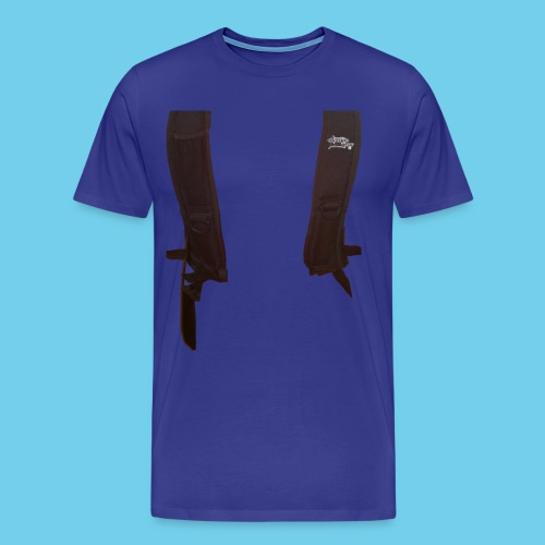 The Swim Bag- Men's Longsleeve - Men's Premium T-Shirt