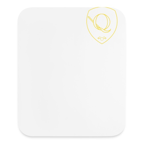 Chest Crest (Women's) - Mouse pad Vertical