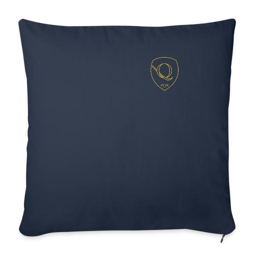 Chest Crest (Women's) - Throw Pillow Cover