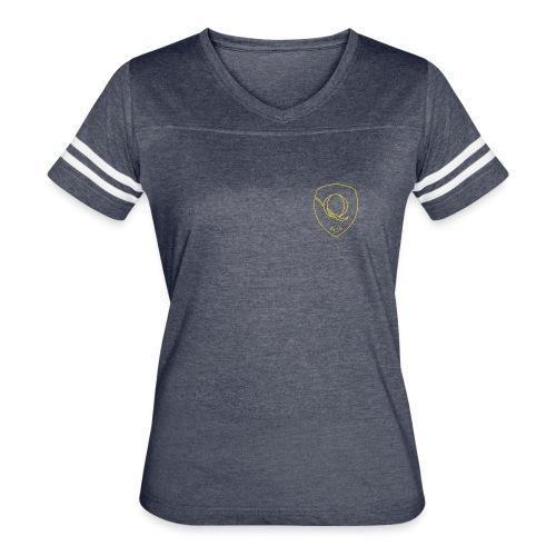 Chest Crest (Women's) - Women's Vintage Sport T-Shirt