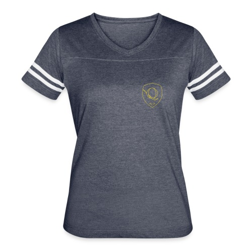 Chest Crest (Women's) - Women's Vintage Sport T-Shirt