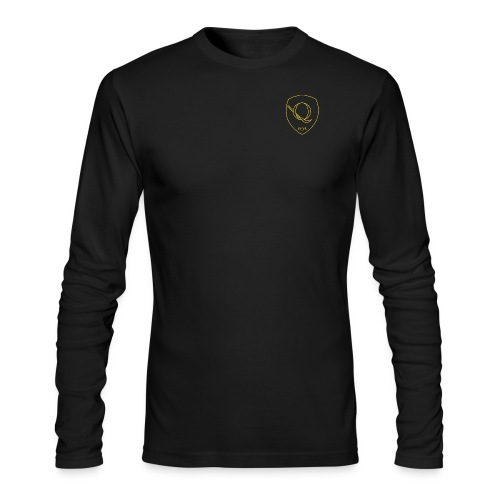 Chest Crest (Women's) - Men's Long Sleeve T-Shirt by Next Level