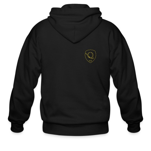 Chest Crest (Women's) - Men's Zip Hoodie