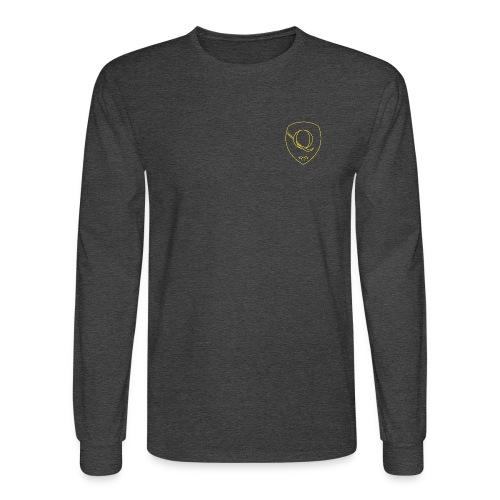 Chest Crest (Women's) - Men's Long Sleeve T-Shirt