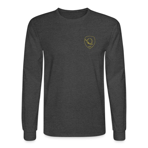 Chest Crest (Women's) - Men's Long Sleeve T-Shirt