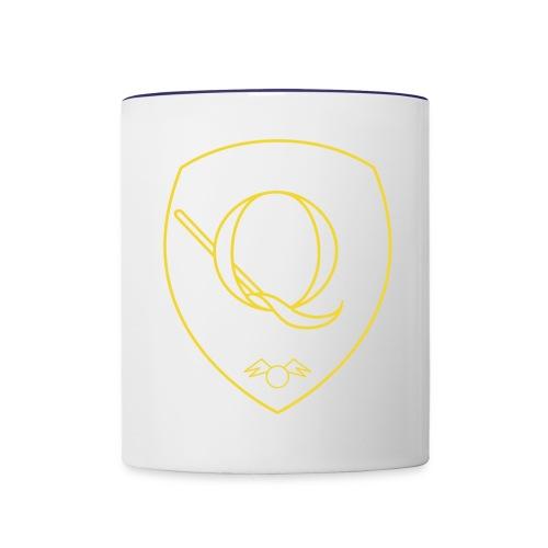 Chest Crest (Women's) - Contrast Coffee Mug