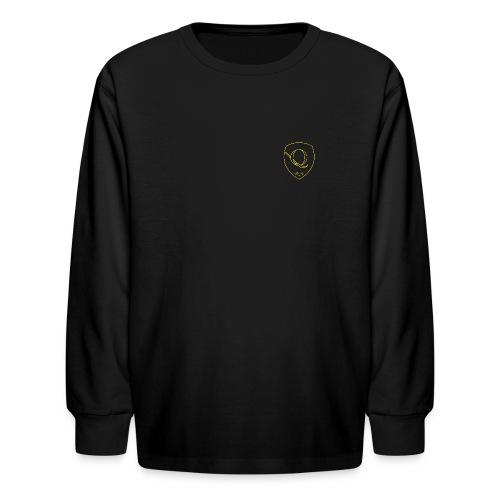 Chest Crest (Women's) - Kids' Long Sleeve T-Shirt