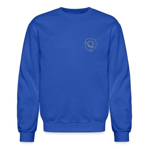 Chest Crest (Women's) - Crewneck Sweatshirt